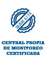 Central propia de monitoreo bajo noras Iram