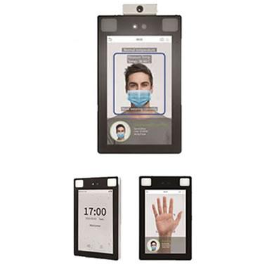 Terminal de cara y detección de fiebre