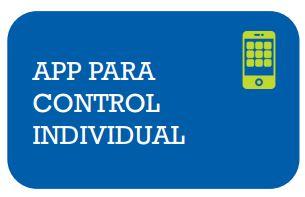 App para control individual
