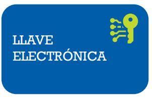 Llave electrónica