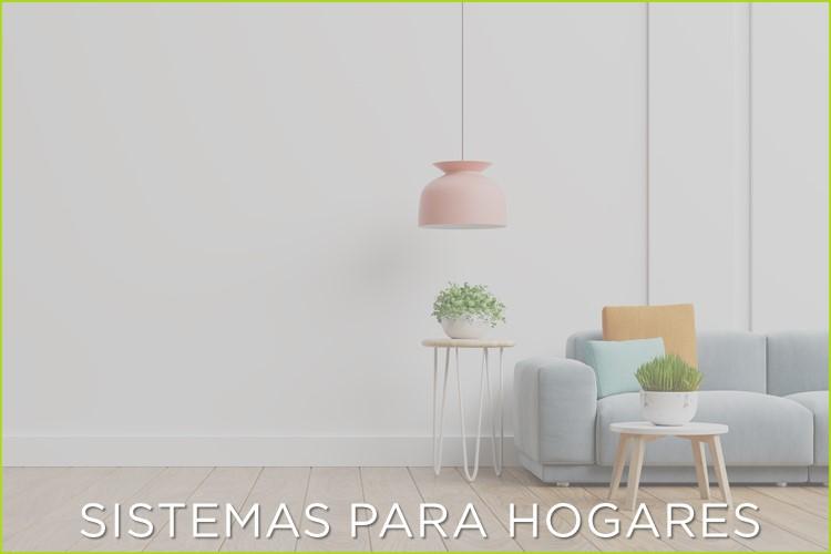 Sistemas para hogares